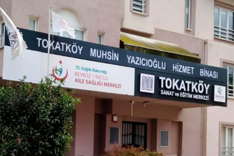 Beykoz'a Muhsin Yazıcıoğlu tabelası yeniden asıldı