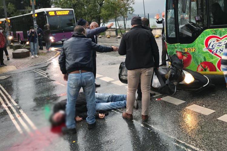 Beykoz'daki trafik kazasının bilançosu: 1 ölü