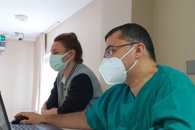 Beykoz Devlet Hastanesi'ne hemşire takviyesi