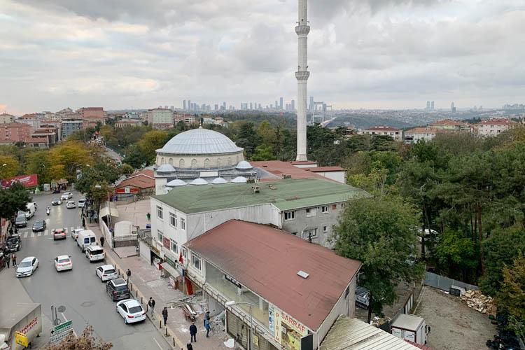 Beykoz Kavacık'taki Hasan Yavuz Camisi yıkılıyor