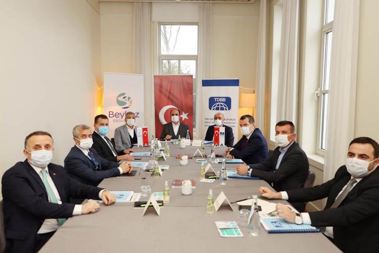 TDBB'nin Kasım toplantısı Beykoz'da yapıldı
