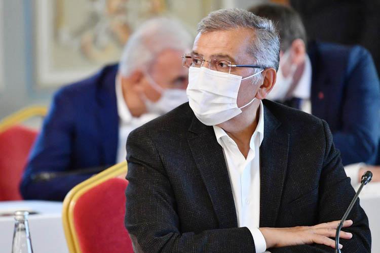 Beykoz Belediye Başkanından vaka sayısı uyarısı