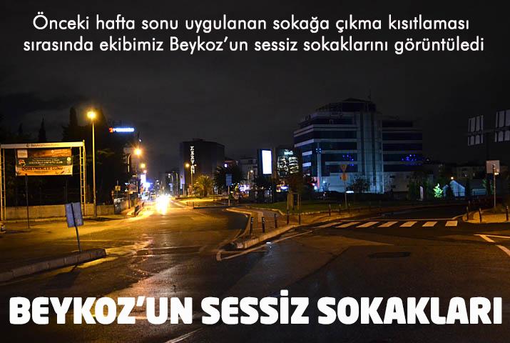 Evde oturanlar için Beykoz'un sessiz sokakları