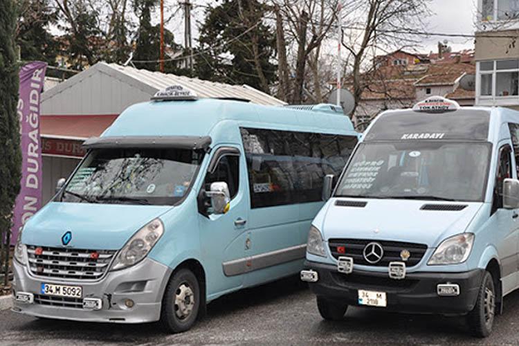 Beykoz'da Kavacık-Soğuksu minibüs hattı açıldı