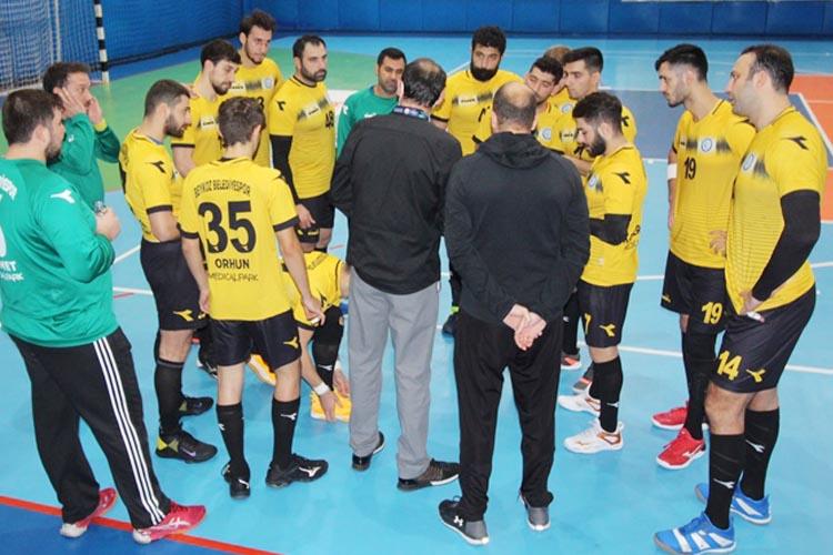 Beykoz Belediyesporun Avrupa Kupası rakibi belli oldu