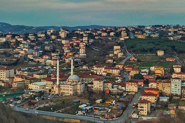 Beykoz Çavuşbaşı bölgesinin imarında yeni gelişme