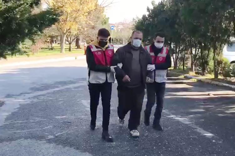 Beykoz'un çekiçli saldırganı Bakırköy'e kaldırıldı