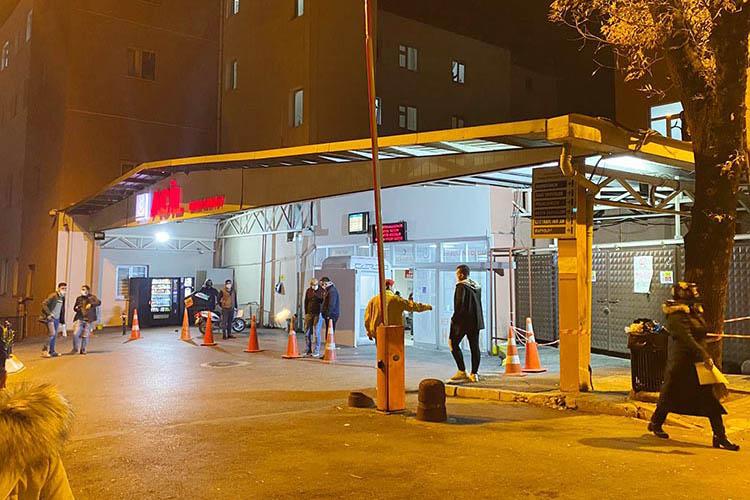 Beykoz'da işçi zehirlenmesine zorunlu karantina