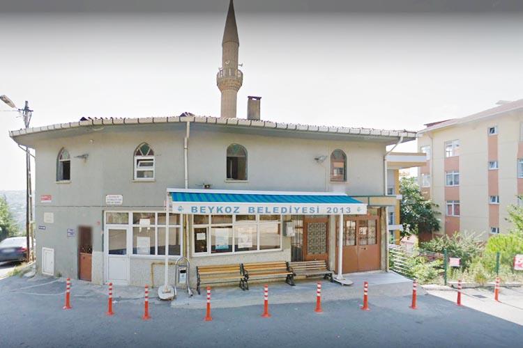 Beykoz'da depreme dayanıksız bir cami daha kapatıldı