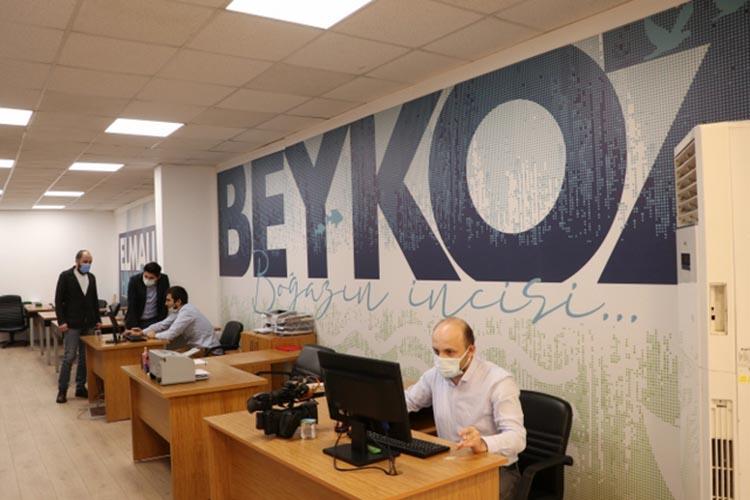 Beykoz Çavuşbaşı'nda İmar İletişim Merkezi açıldı