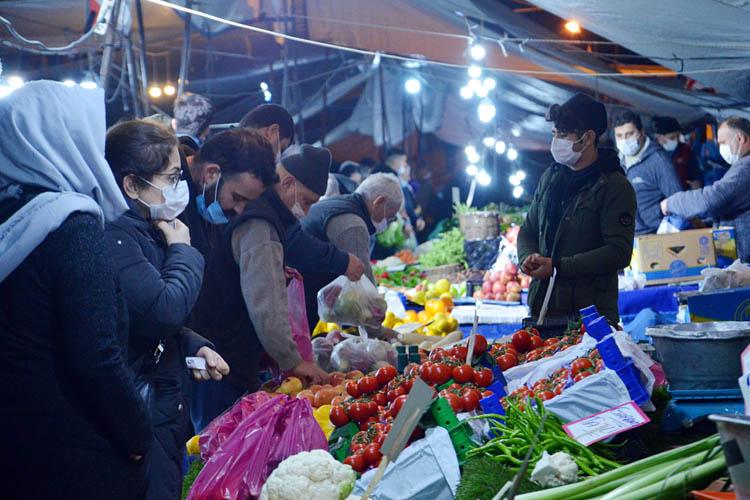 Beykoz'da kısıtlama hararetli başladı