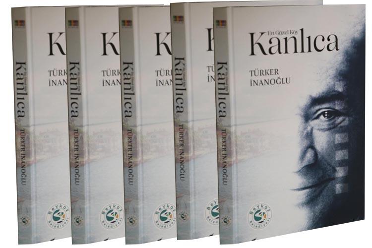 Beykoz Belediyesinden bir kitap daha... Kanlıca