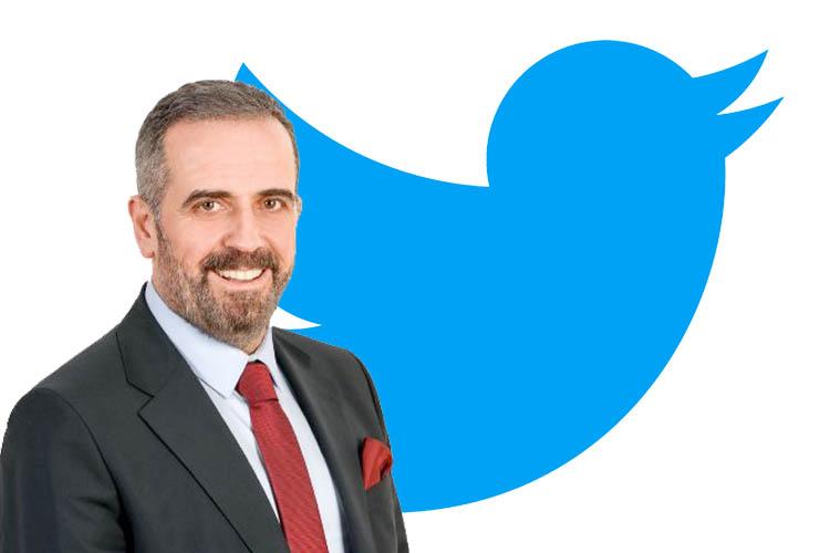 Beykoz İlçe Başkanının Twitter hesabı kapatıldı