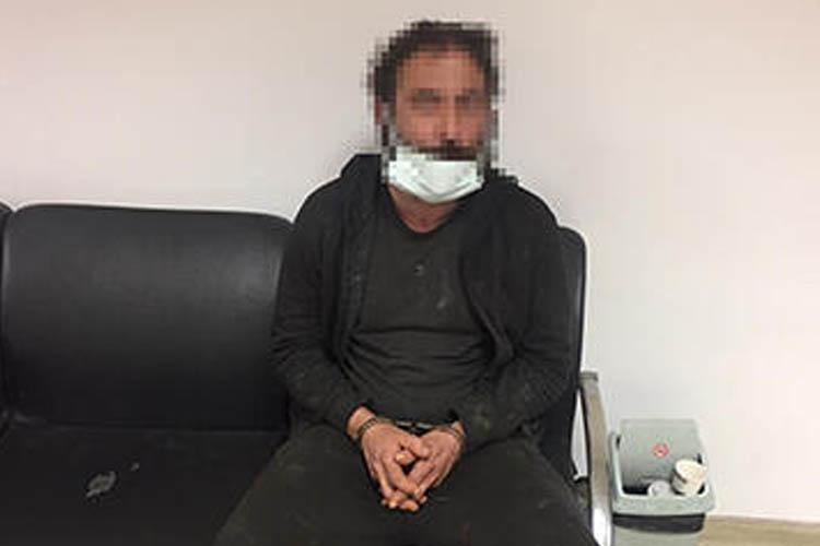 Beykoz'da Türk bayrağını indiren kişi yakalandı