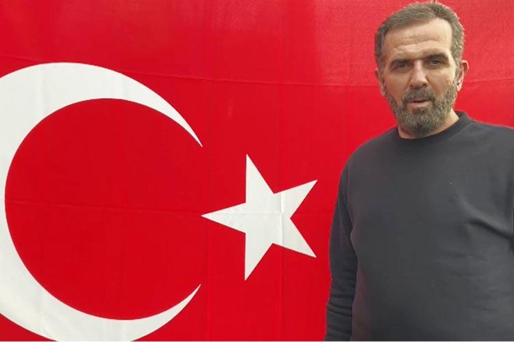 AK Parti Beykoz istiklal şairini İstiklal Marşı ile andı!