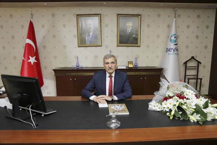 Beykoz Belediye Başkanından Türkiye'ye teşekkür