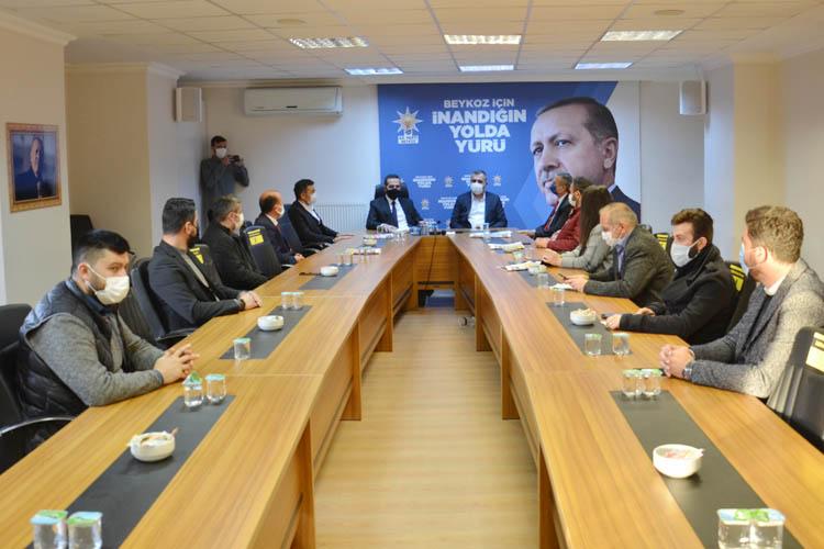 Giresunlular, Hanefi Dilmaç ile Kovid-19'u konuştu