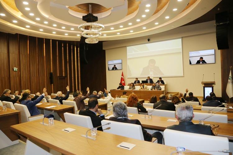 Beykoz Belediye Meclisinde hararetli plan tartışması