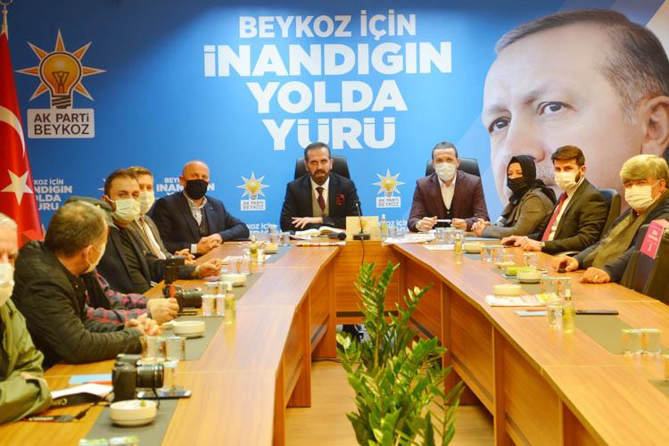AK Parti Beykoz İlçe Başkanı siyasetten ne istiyor?