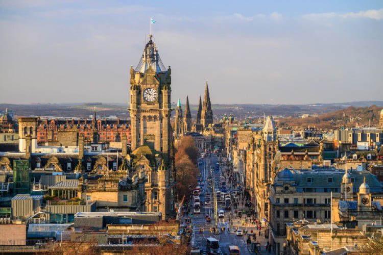 Beykozlu gençlerin İskoçya macerası