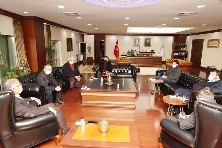 Murat Aydın, Dost Beykoz ekibini ağırladı