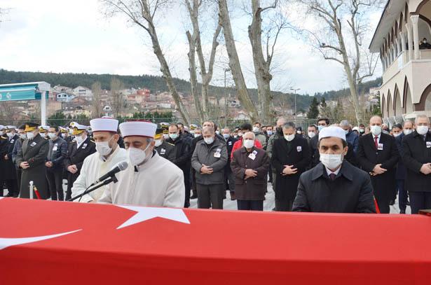 Cenaze namazını İstanbul Müftüsü Prof. Dr. Mehmet Emin Maşalı kıldırdı