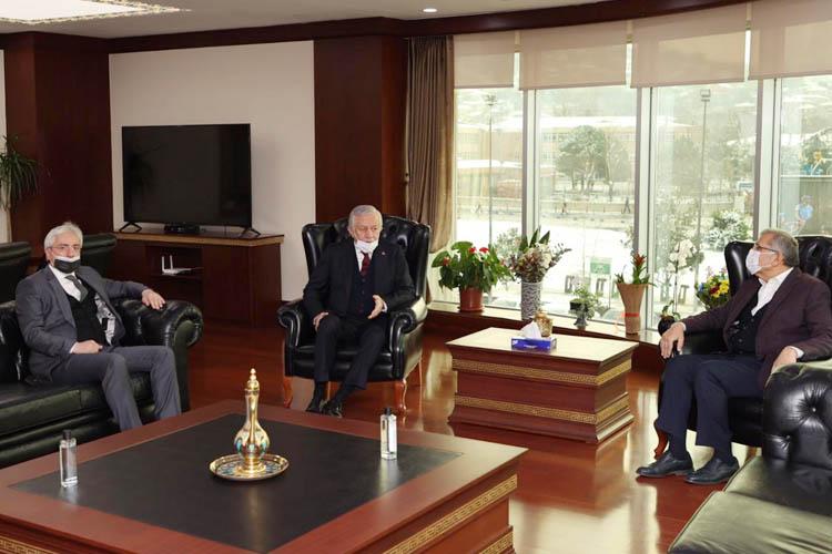 TBMM Başkanvekili'nden Beykoz'a ziyaret