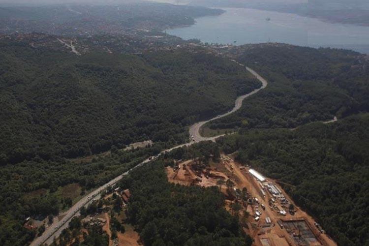 Beykoz'da büyük inşaat başlıyor… Otel, avm, konaklama tesisi, cami,  çarşı