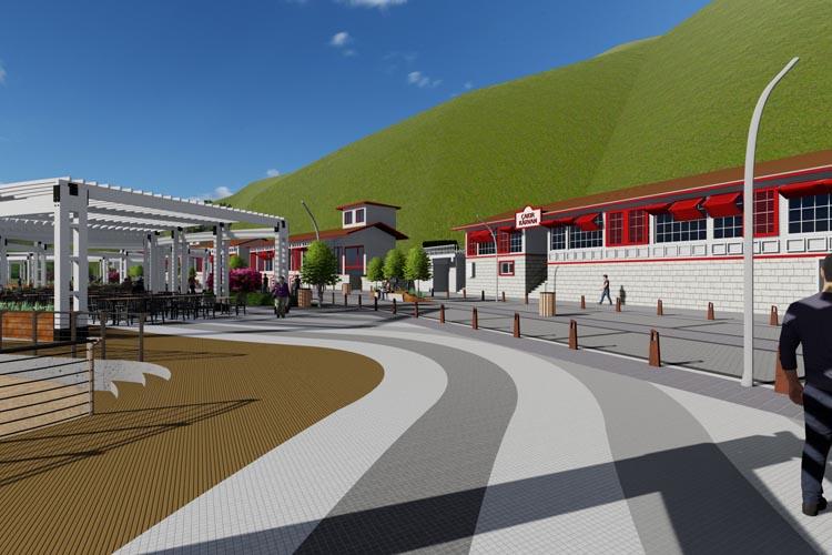 Beykoz Poyrazköy'e yeni sahil projesi