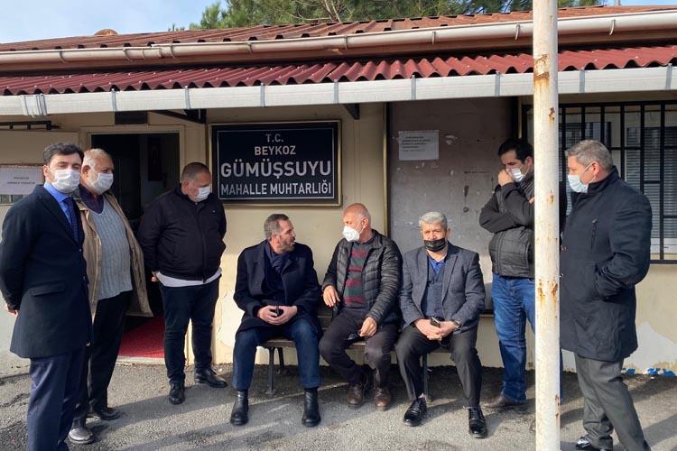 AK Parti Beykoz'da yola erken çıktı