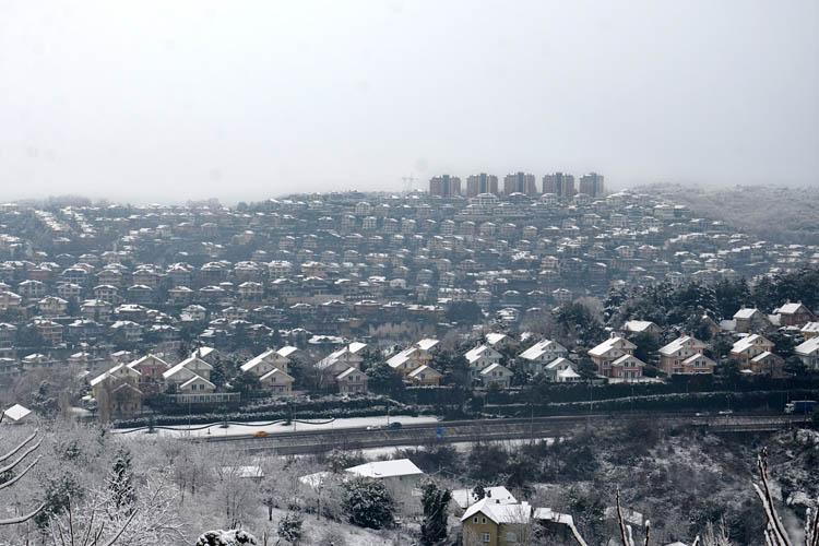 Beykoz'un emlak değeri yüzde 117 arttı