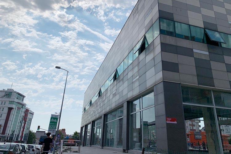 Beykoz'daki yeni nikah salonu binası kimin?
