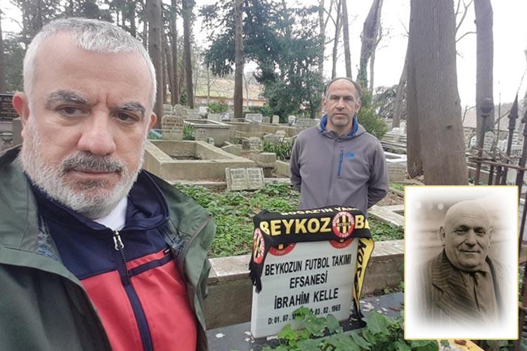 Beykoz'un efsanesi mezarı başında anıldı