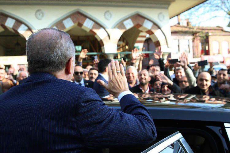 Boğaziçi tartışmalarında Beykoz'dan Erdoğan mesajı