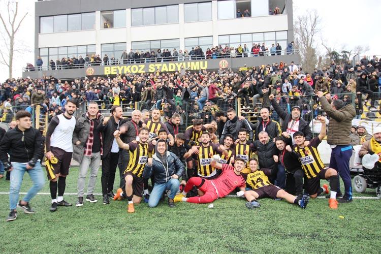 Beykoz Spor Kulübü'nden vergi dairesi hamlesi