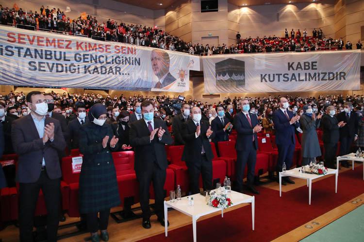 AK Parti Beykoz'daki tarihinde bir ilk yaşadı