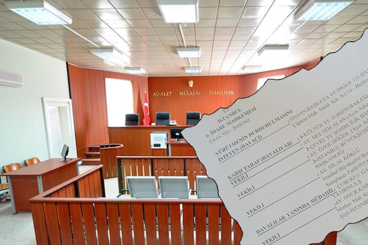 Beykoz'un imar planları mahkemeleri aşamıyor