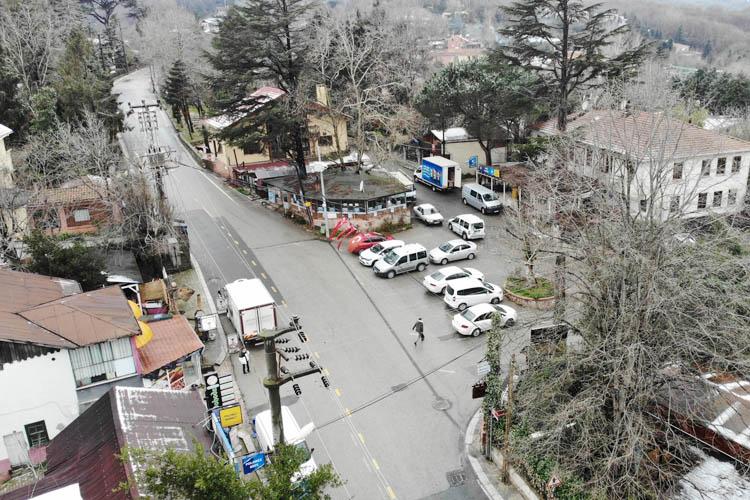Beykoz Polonezköy'e turistik çehre kazandırılıyor