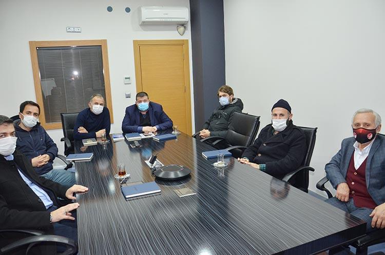 Dost Beykoz'a toplum odaklı STK'lardan ziyaretçi akını
