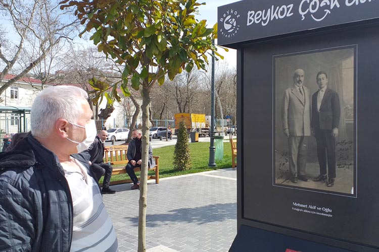 Milli Marşımızın kabulünün 100. Yılı Beykoz'da kutlandı