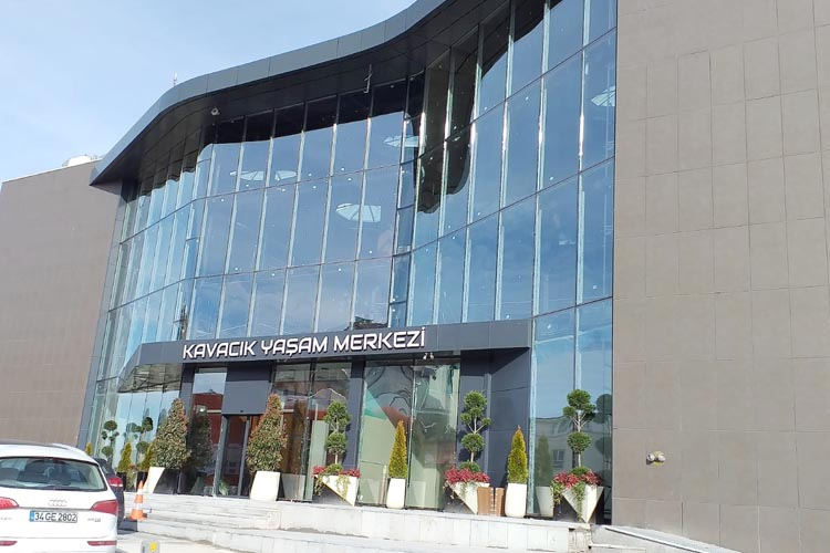 Beykoz'daki yaşam merkezinde isim krizi çıktı
