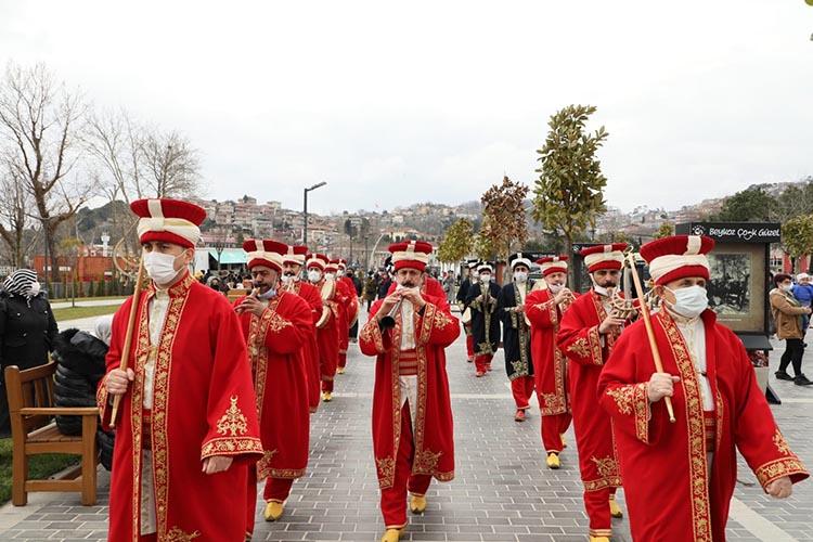 Beykoz'da Çanakkale Zaferi'nin 106. Yılı