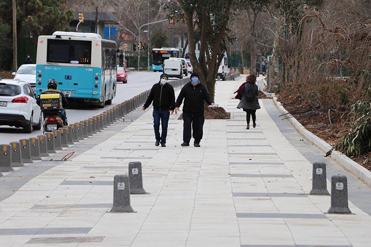 Beykoz'da 9 bin m² kaldırım düzenlemesi yapılacak
