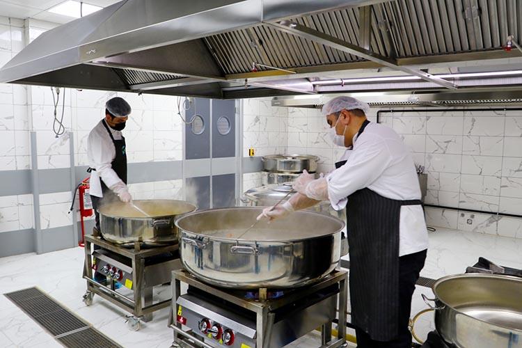 Beykoz Belediyesi Beytaş Mutfağında üretim başladı