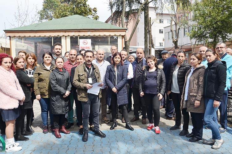 Beykoz'da işçileri şaşırtan yargı kararı!