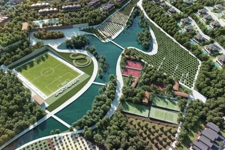 Galatasaray Beykoz'dan yüz milyonlar kazandı