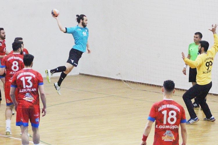 Beykoz Belediyespor Bursa ekibine acımadı: 31-28