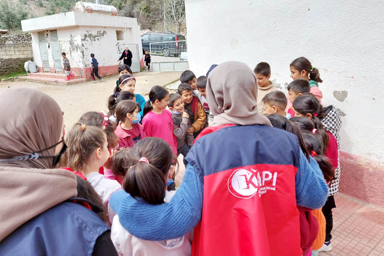 Beykoz'dan Gaziantep'e açılan KAPI