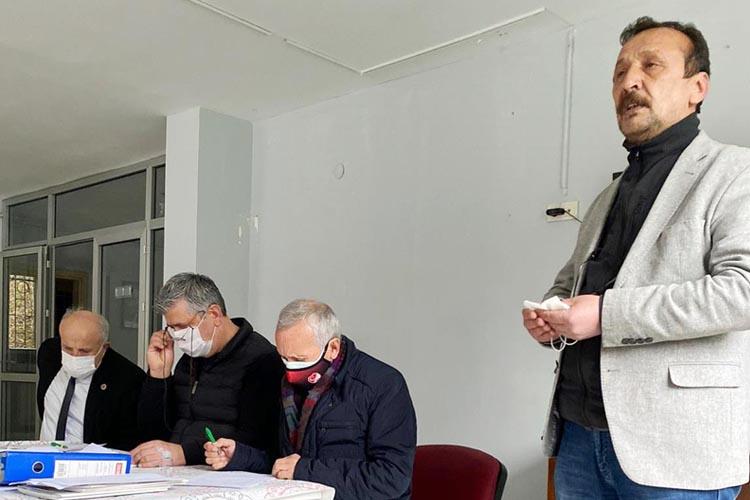 Beykoz Soğuksuspor'da Aydınoğlu devam
