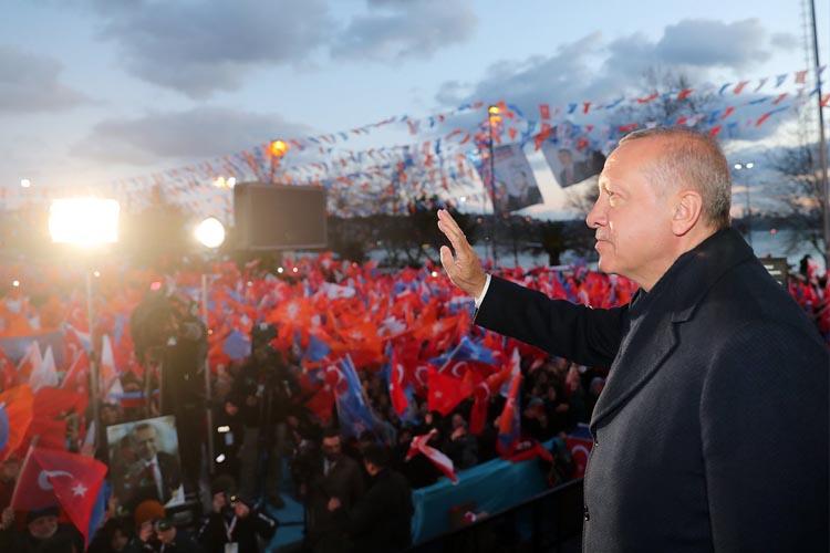 Erdoğan Cuma günü Beykoz'a geliyor… Açılış var